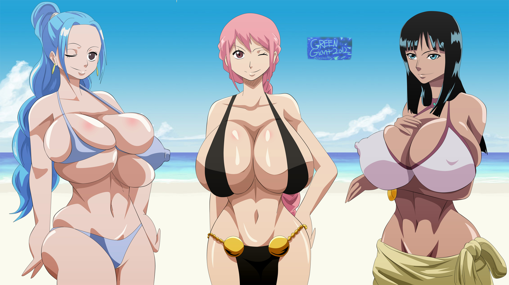 Mommy..:) one piece busty hentia macht total